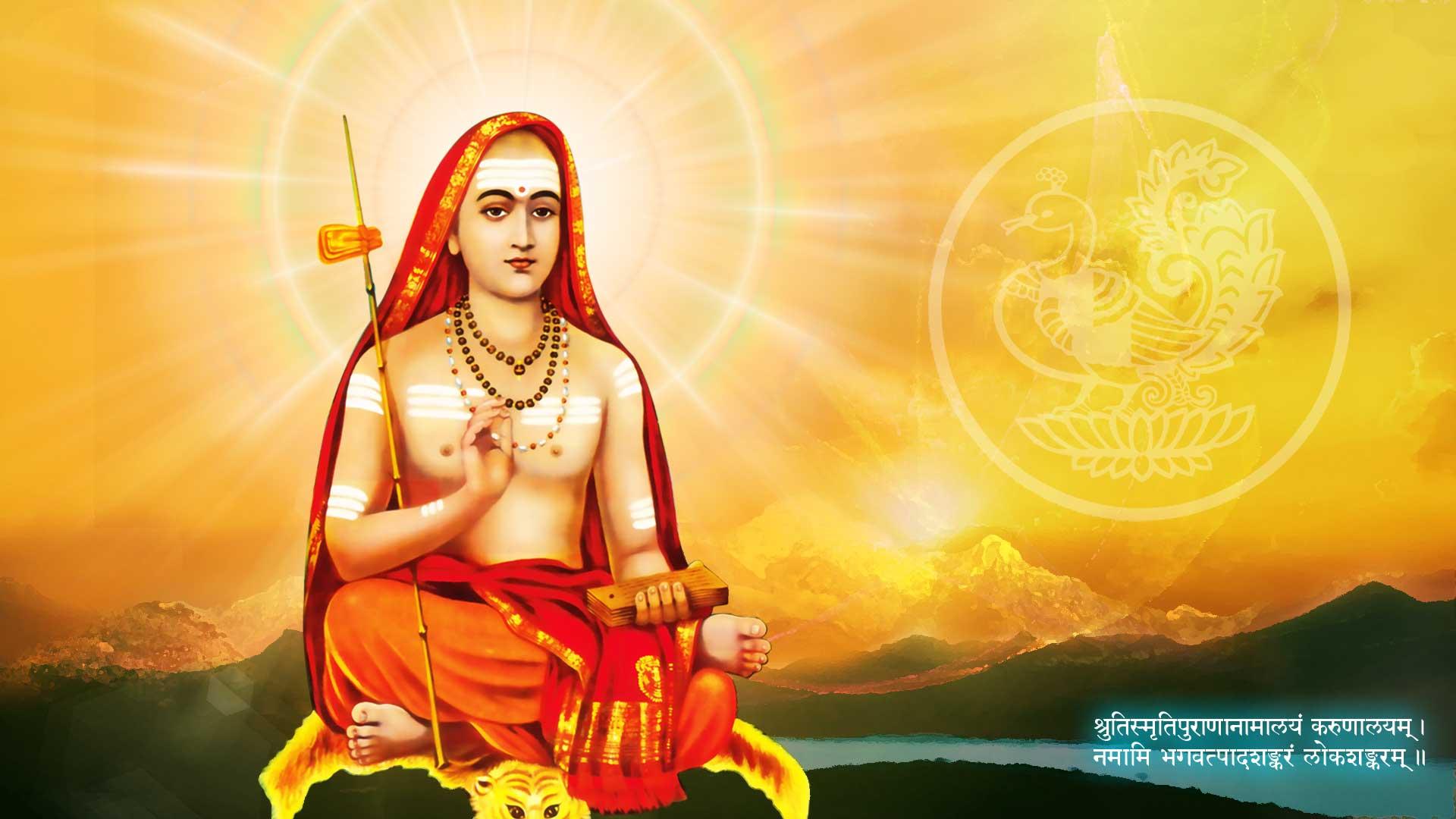 Sri Shankara's Integral Outlook